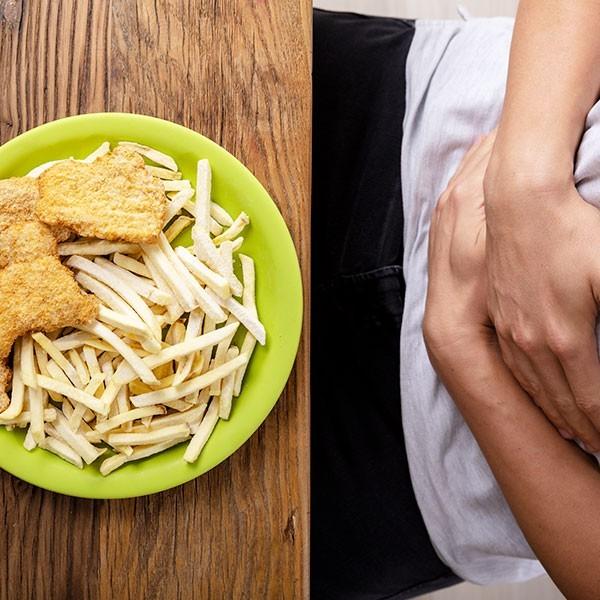 dieta per gastrite grave