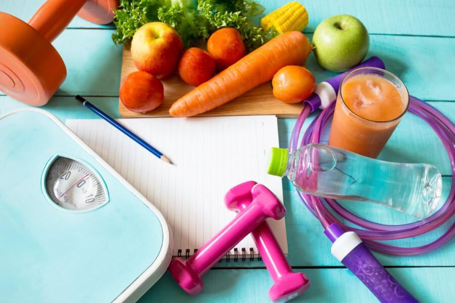 Piano alimentare per perdere 5 kg in 2 settimane