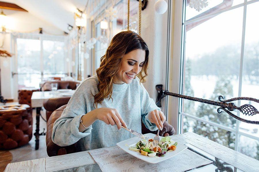 consigli per mangiare fuori casa