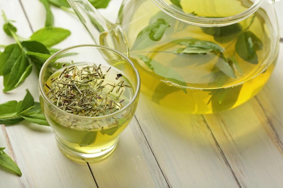 Le proprietà del Tè verde