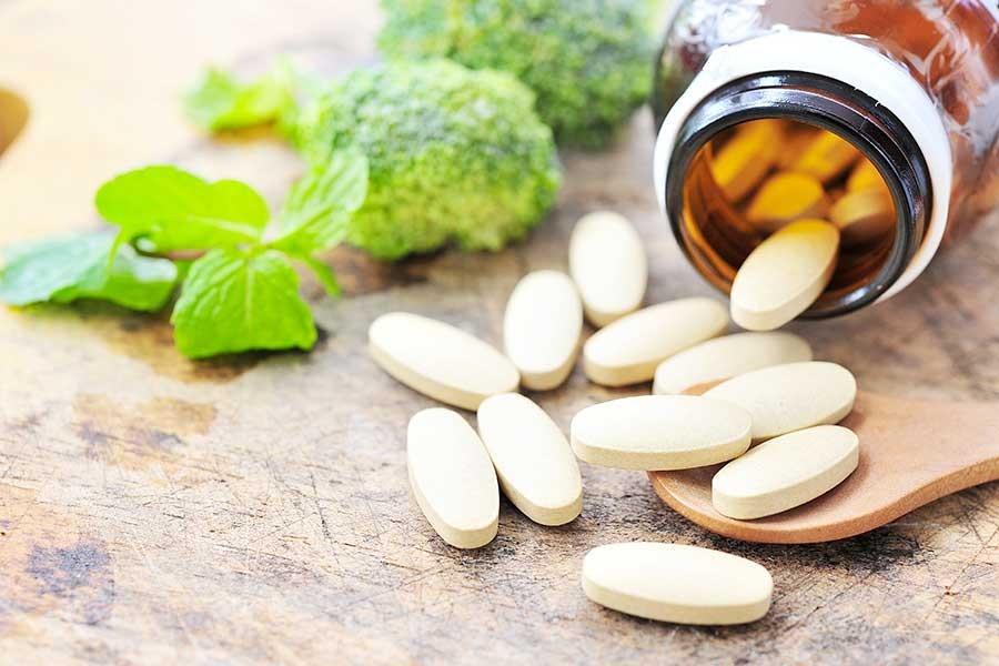 vitamina C pillole