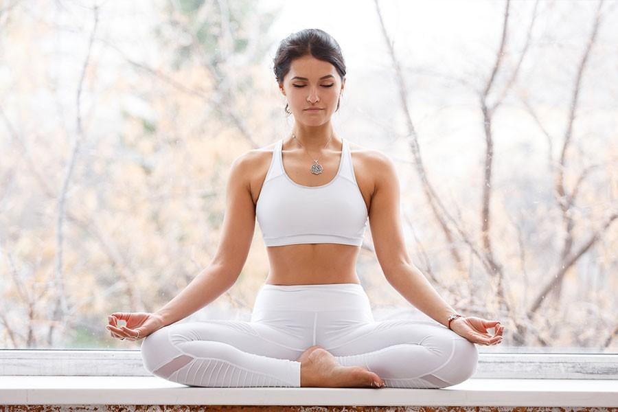 Benessere con lo yoga