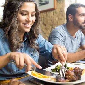mangiare fuori casa quando sei a dieta