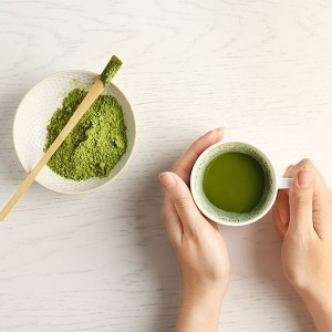 Proprietà del the matcha